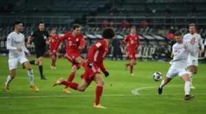 Прогноз на матч «Боруссия» Мёнхенгладбах — «Бавария»