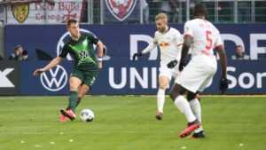 Прогноз на матч «Вольфсбург» — «РБ Лейпциг»
