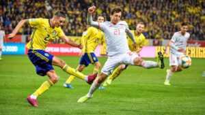 Прогноз на матч Швеция — Испания
