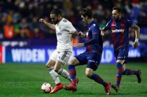 Прогноз на матч «Леванте» — «Реал»