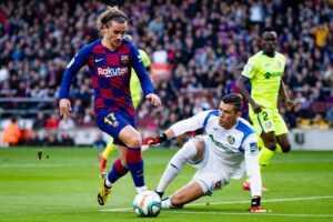 Прогноз на матч «Барселона» — «Хетафе»