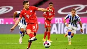 Прогноз на матч «Бавария» — «Герта»