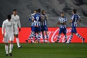 Прогноз на матч «Алавес» — «Реал»