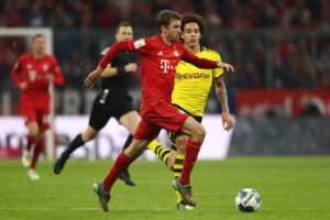Прогноз на матч «Боруссия» Дортмунд — «Бавария»