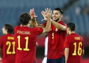 Прогноз на матч Япония — Испания