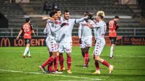 Прогноз на матч «Лорьян» — «Монако»