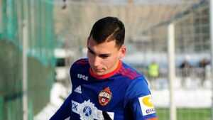Тикнизян перешел из ЦСКА в «Локомотив»