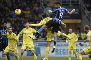 Прогноз на матч «Верона» — «Интер»