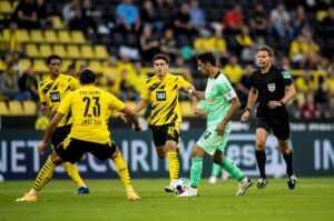 Прогноз на матч «Боруссия» Мёнхенгладбах – «Боруссия» Дортмунд
