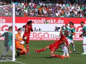 Прогноз на матч «Гройтер» – «Бавария»