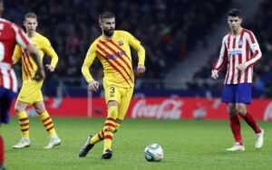 Прогноз на матч «Атлетико» – «Барселона»