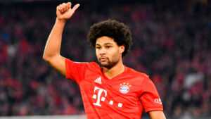 «Бавария» подпишет контракт с Гнабри