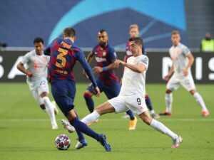 Прогноз на матч «Барселона» – «Бавария»