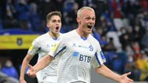 Эксперты признали «Динамо» самой молодой командой РПЛ