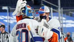 Российские вратари правят бал в НХЛ