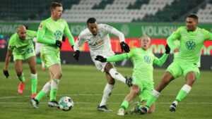 Прогноз на матч «Вольфсбург» – «Боруссия» Мёнхенгладбах