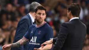 Месси готов сыграть против «Манчестер Сити»
