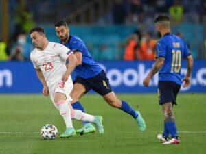 Прогноз на матч Швейцария – Италия