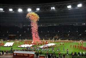 Москва может принять «финал четырех» Лиги чемпионов