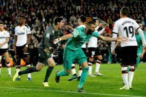 Прогноз на матч «Валенсия» – «Реал»