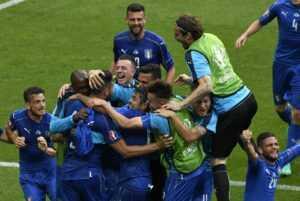 Сборная Италии установила мировой рекорд