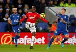 Прогноз на матч «Лестер» – «Манчестер Юнайтед»