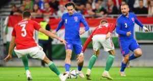 Прогноз на матч Англия – Венгрия