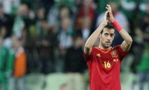 Бускетс получил приз лучшему игроку Лиги наций