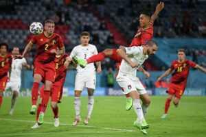 Прогноз на матч Италия – Бельгия
