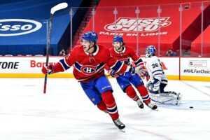 Прогноз на матч «Торонто Мейпл Лифс» – «Монреаль Канадиенс»