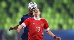 Макаров пополнил лазарет сборной России