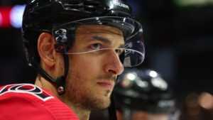 Анисимов вернулся из НХЛ в «Локомотив»