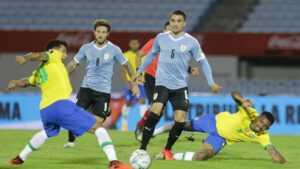 Прогноз на матч Бразилия – Уругвай