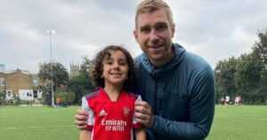 «Маленький Месси» пополнил ряды лондонского «Арсенала»