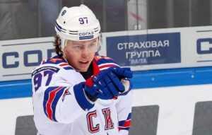 Никита Гусев вернулся в СКА