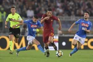 Прогноз на матч «Рома» – «Наполи»