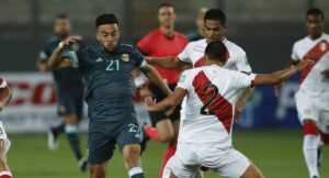 Прогноз на матч Аргентина – Перу