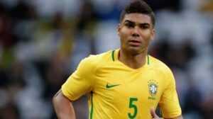 Каземиро не поможет Бразилии в отборе на чемпионат мира