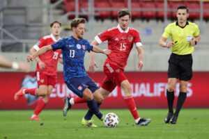 Прогноз на матч Россия – Словакия