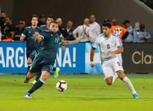 Прогноз на матч Аргентина – Уругвай