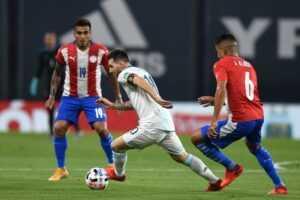 Прогноз на матч Парагвай – Аргентина