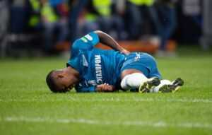 «Зенитовские» бразильцы получили травмы