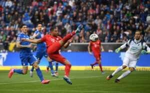 Прогноз на матч «Бавария» – «Хоффенхайм»