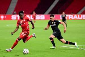 Прогноз на матч «Байер» – «Бавария»