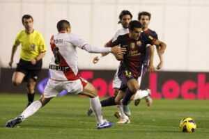 Прогноз на матч «Райо Вальекано» – «Барселона»