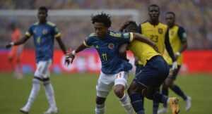 Прогноз на матч Колумбия – Эквадор