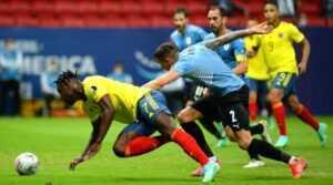 Прогноз на матч Уругвай – Колумбия