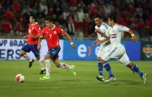Прогноз на матч Чили – Парагвай