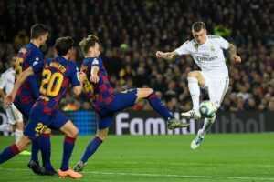 Прогноз на матч «Барселона» – «Реал»