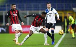 Прогноз на матч «Аталанта» – «Милан»